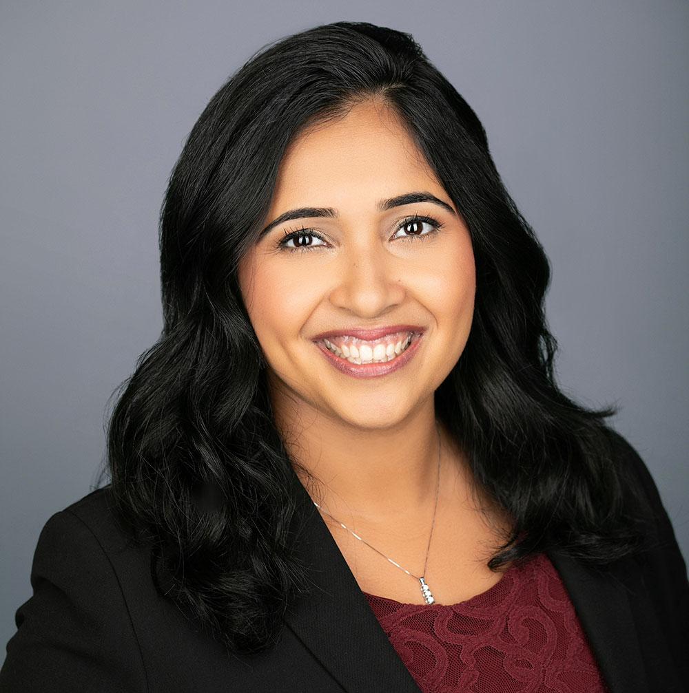 Shaveta Joshi ASRC Federal Headshot