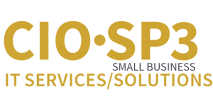 CIO-SP3 Small Business IT Services Solutions Logo